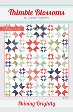 Shining Brightly - PDF pattern