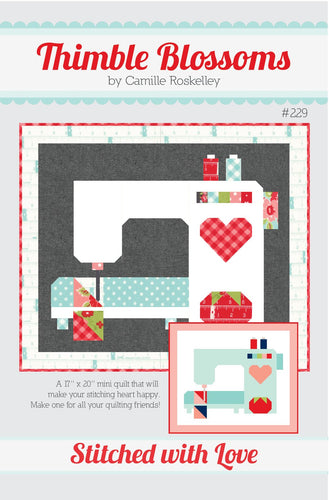 Stitched with Love - PDF pattern