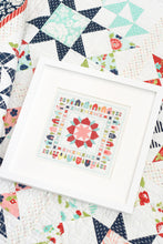 Stitchville - Cross stitch pattern - PAPER