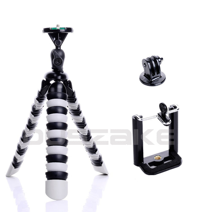 Flexible Octopus Mobile Tripod 2-in-1 11