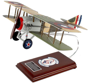 Assembled Wood Model Airplanes