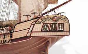 Pirate Corsair Wood Model Ship Kit by Occre