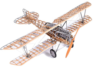 Model Airways Albatros ( Red Baron's) Wood Airplane Kit