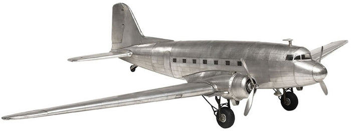Pan American DC 3 Airplane Model by Authentic Models - Assembled