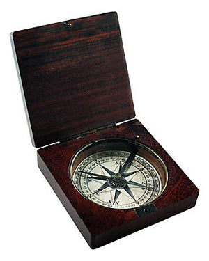 Lewis and Clarke Replica Compass by Authentic Models