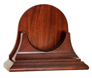 Chelsea Traditional Single Wood Base 4.5""