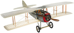 Transparent Spad Wood Airplane Model by Authentic Models