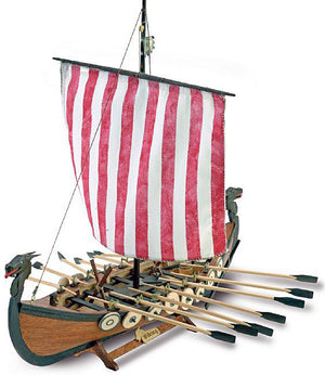 Artesania Latina Viking Longboat Wood Model Boat Kit