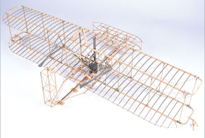 Model Airways Wright Flyer Model Airplane Kit