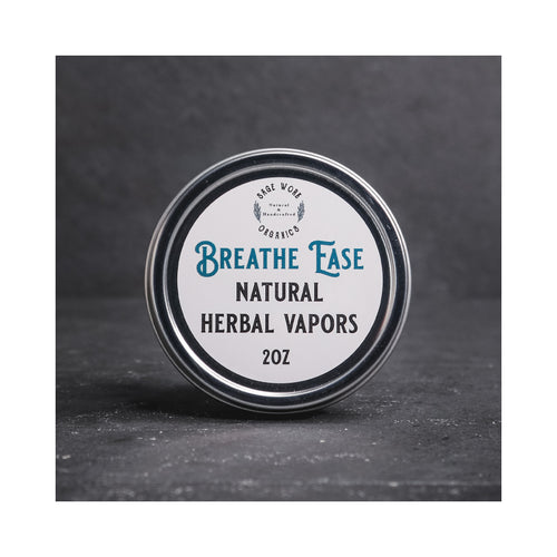 Natural Breathe Ease Herbal Vapors