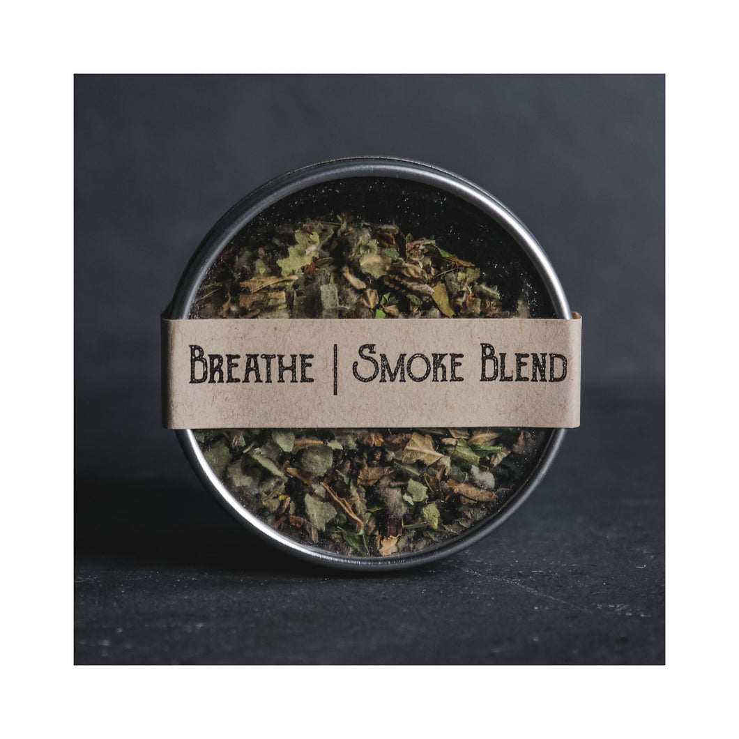 Breathe Tea & Smoke Blend