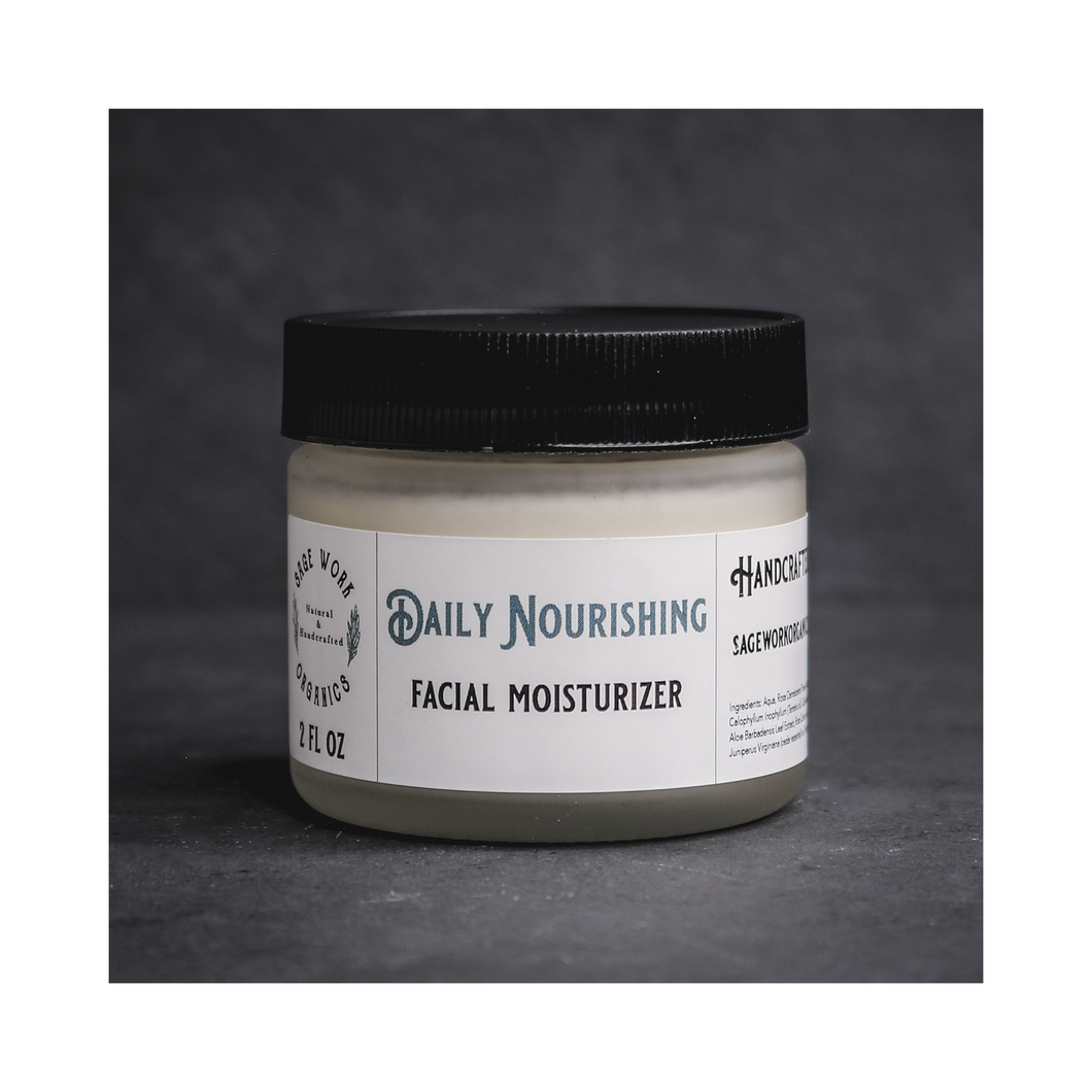 Daily Nourishing Facial Moisturizer
