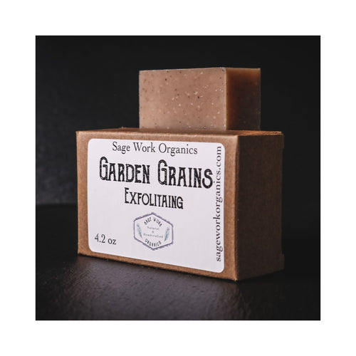 Soap Bar - Garden Grains