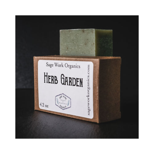 Soap Bar - Herb Garden