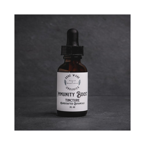Immunity Boost Herbal Tincture