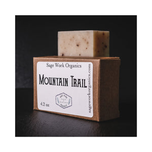 Soap Bar - Mountain Trail