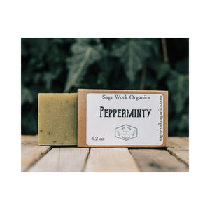 Natural Soap 4 Pack Bundle