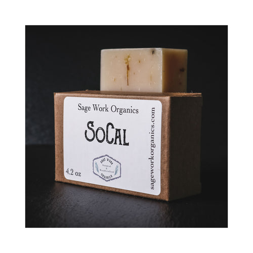 Soap Bar - So. Cal.