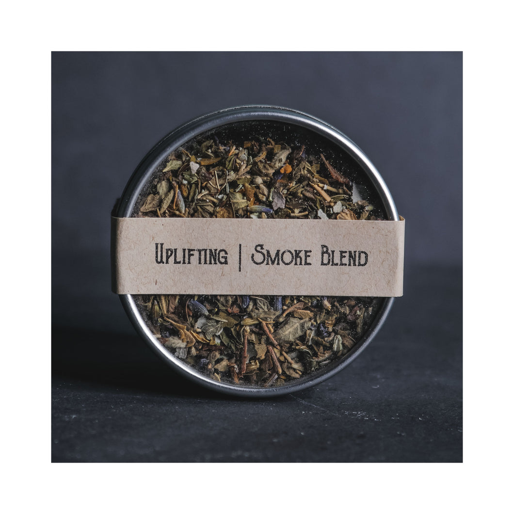 Uplifting Tea & Smoke Blend