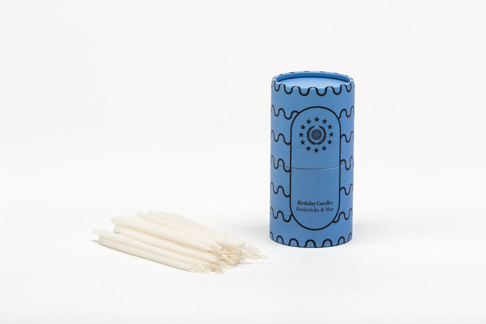 Incense - Birthday Candles (Paraffin) - Fredericks & Mae-Fredericks & Mae-We Can See