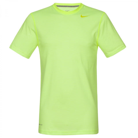 Nike Men's Dri-Fit Touch Stripe Training Shirt