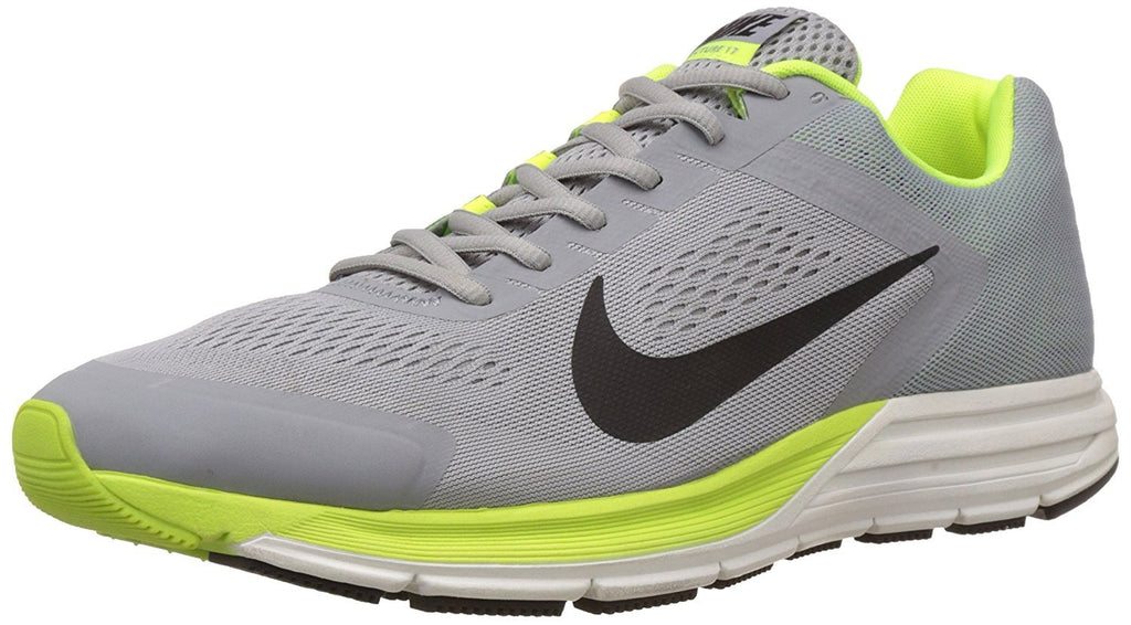 Nike Men's Zoom Structure+ 17 Running Shoe