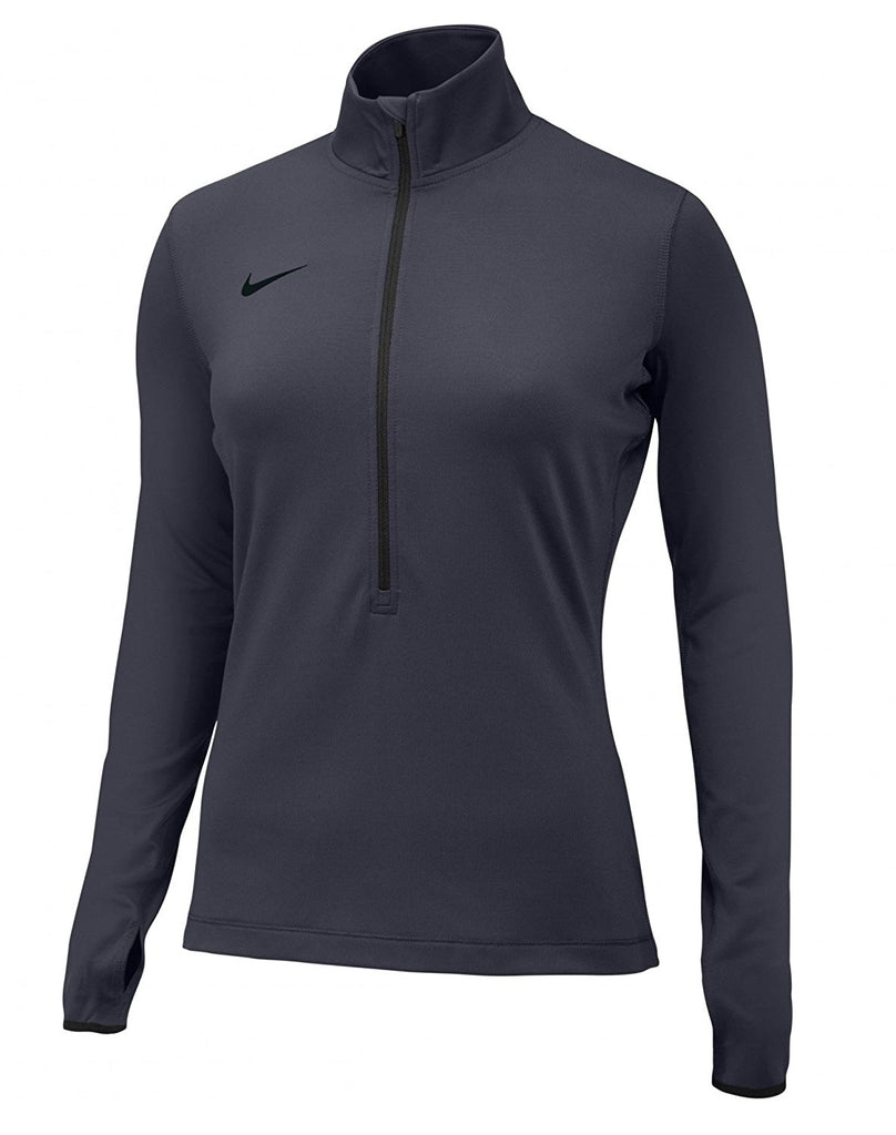 Nike Women's Team Pro Hyperwarm 1/2 Zip 3.0