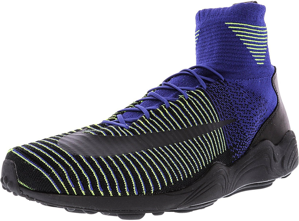 NIKE Men's Zoom Mercurial Xi Fk Hi Top Trainers Shoe