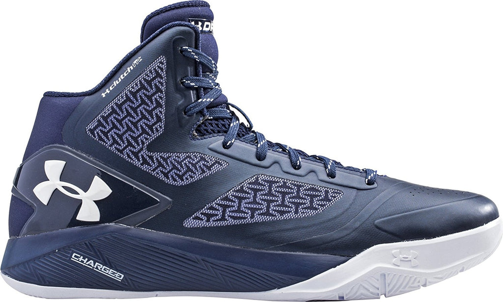Under Armour Clutchdrive Ii Navy/White 6