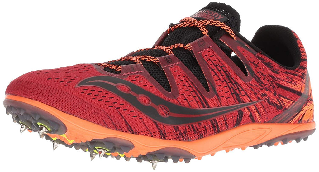 Saucony Men's Carrera XC3 Spike Running Shoe