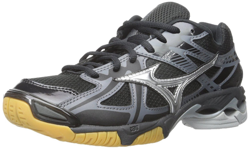 Mizuno Women's Wave Bolt 4 BK-SL Volleyball Shoe