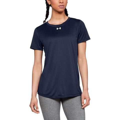 Under Armour Women's Locker Athletic T-Shirt