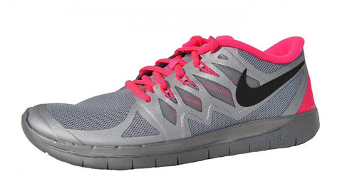 Nike Girls Free 5.0 Flash (GS) Running Shoe