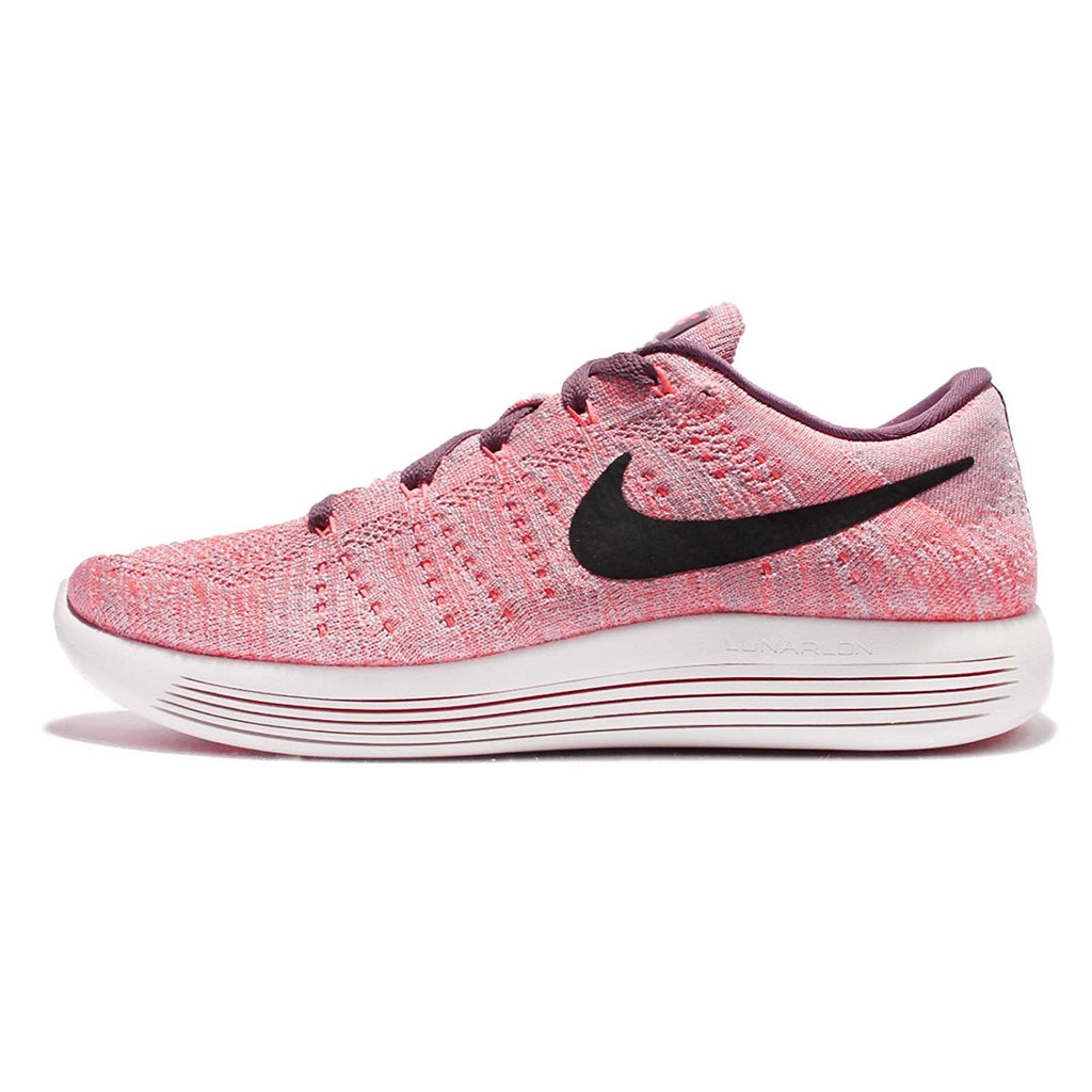 Nike Women's Wmns Lunarepic Low Flyknit, PLUM FOG/BLACK-PURPLE SHADE
