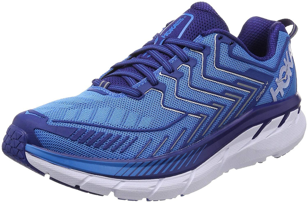 HOKA ONE ONE Men's Clifton 4 Running Shoe