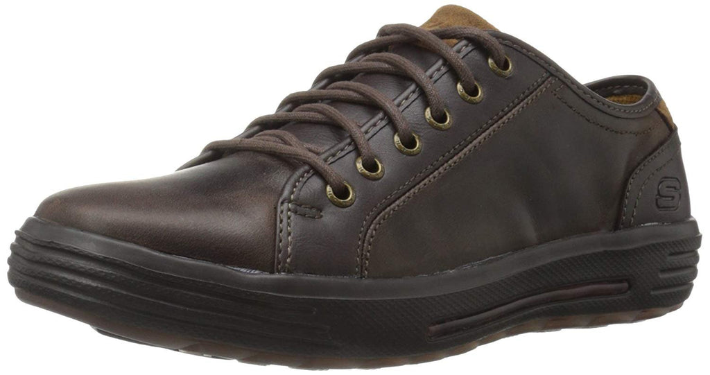 Skechers Men's Porter Ressen Oxford Casual Shoe