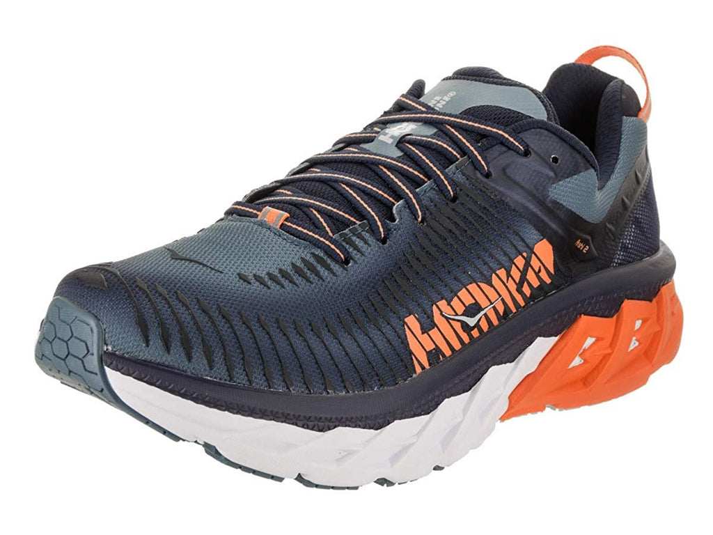 Hoka One One Men's Arahi 2 Textile Running Shoe