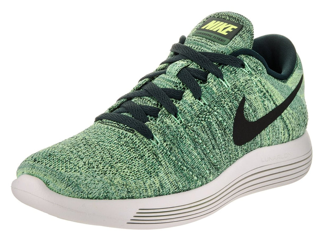 detailed pictures 5177b de4ef Nike Men's Lunarepic Low Flyknit Running Shoe