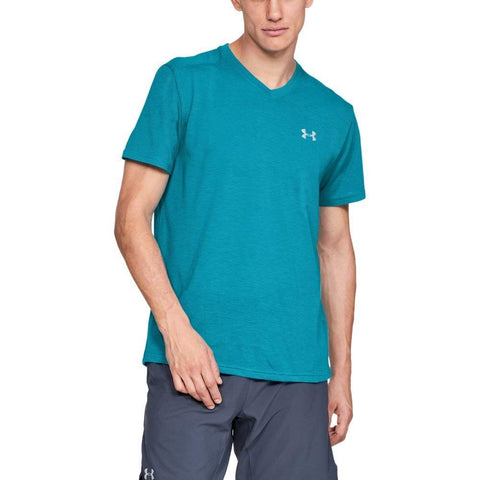 Under Armour Men's Threadborne Streaker V-Neck