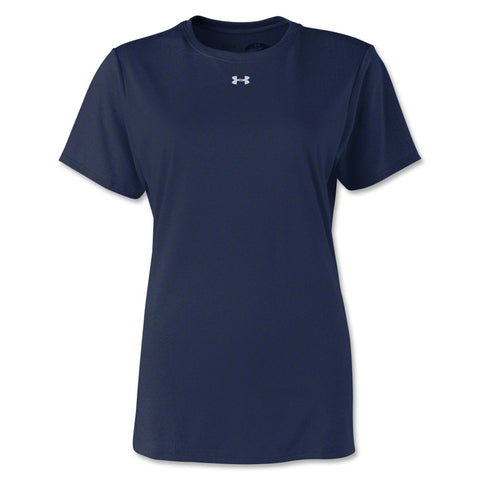 Under Armour Women's Locker Lightweight Short Sleeve T-Shirt