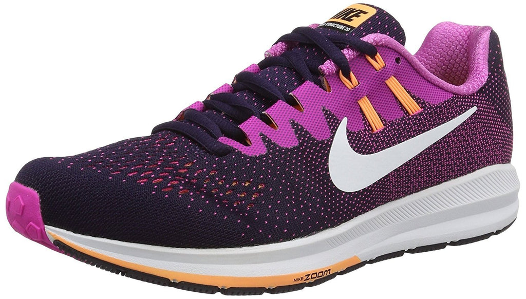 Nike Women's Air Zoom Structure 20 Running Shoes