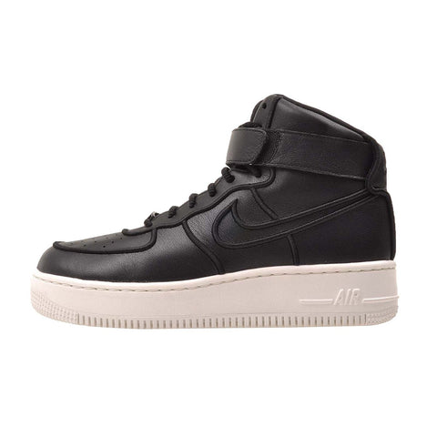 Nike Womens Womens AF1 Upstep Hi Pinnacle Sail/Black Leather