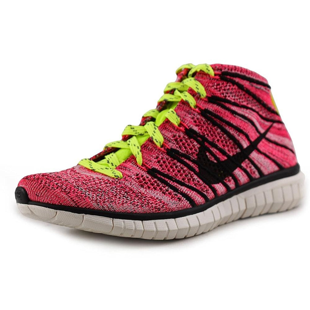 competitive price a4474 b4ce5 Nike Women s Free Flyknit Chukka Running Shoes