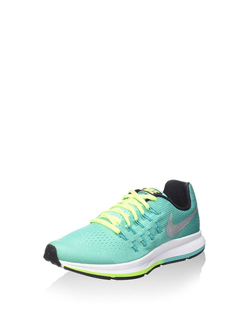 Nike Girl's Zoom Pegasus 33 (GS) Running Shoe