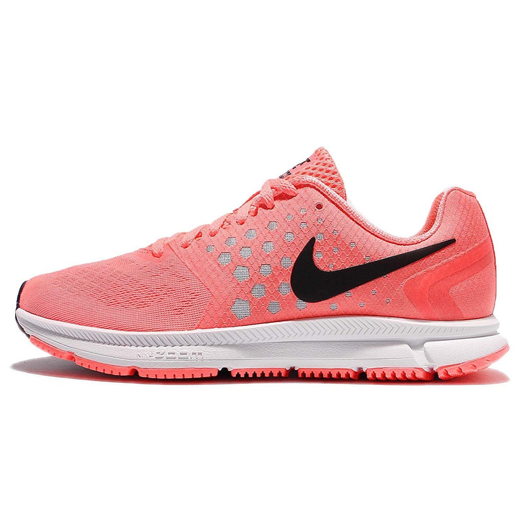 Nike Womens Zoom Span Running Trainers 852450 Sneakers Shoes (US 7, lava glow black wolf grey 601)