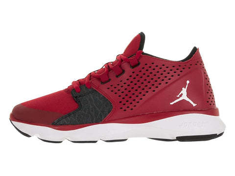 Nike Jordan Mens Jordan Flow Gym Red/White/Black/Anthracite Training Shoe 10 Men US