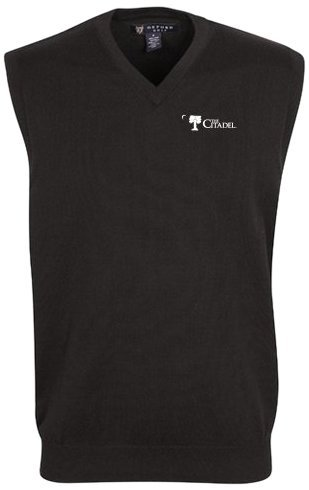 Oxford NCAA Men's Bristol Sweater Vest