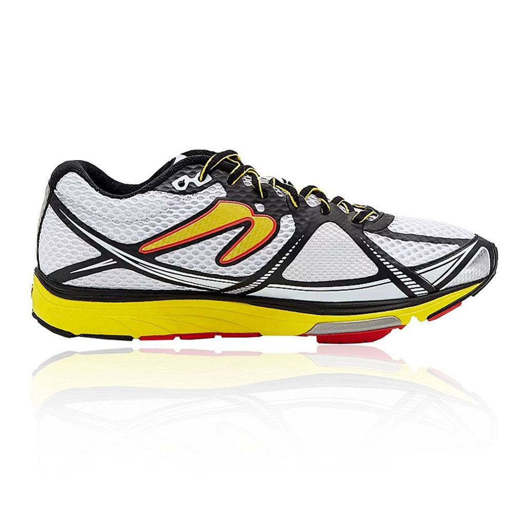 Newton Running  Men's Kismet II White/Yellow 10.5 D US