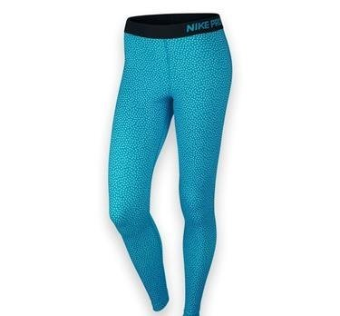Nike Pro Warm Snow Tight - Blue Lagoon/Copa
