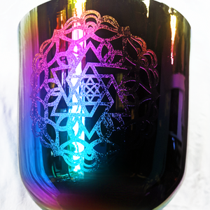 Cosmic Mother ⋆ Creation Symbol ⋆ Goddess Grail Chrystal Singing Bowl
